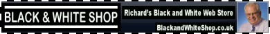 Richard's Black and White online Shop!